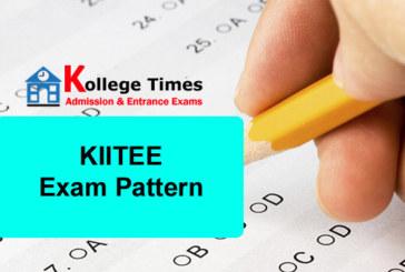 KIITEE Exam Pattern Paper 2018 Click Here