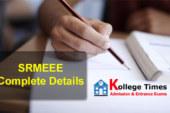 SRMJEEE 2018 Complete Exam Details | SRM Univesity