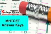 MHT CET Answer Key 2018:- Download Here