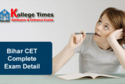 Bihar CET 2018 Complete Exam Detail  (BCECE 2018)