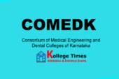 COMEDK Answer Key 2018