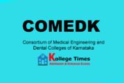 COMEDK 2018 EXAM Complete Details