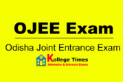 OJEE Admit Card 2018- Download Here