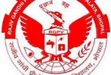BU Bhopal B.H.M.C.T Application Form