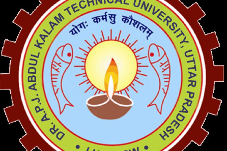 UPTU OR AKTU logo