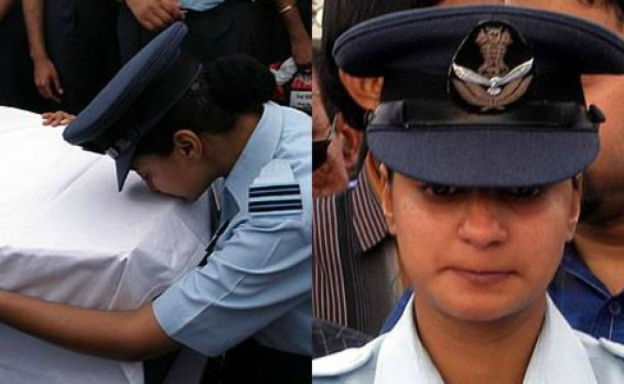 Love Story Of Two Air Warriors Will Touch Your Heart In Ways You Can't Imagine