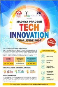 Madhya Pradesh Tech Innovation Challenge (RGPV)